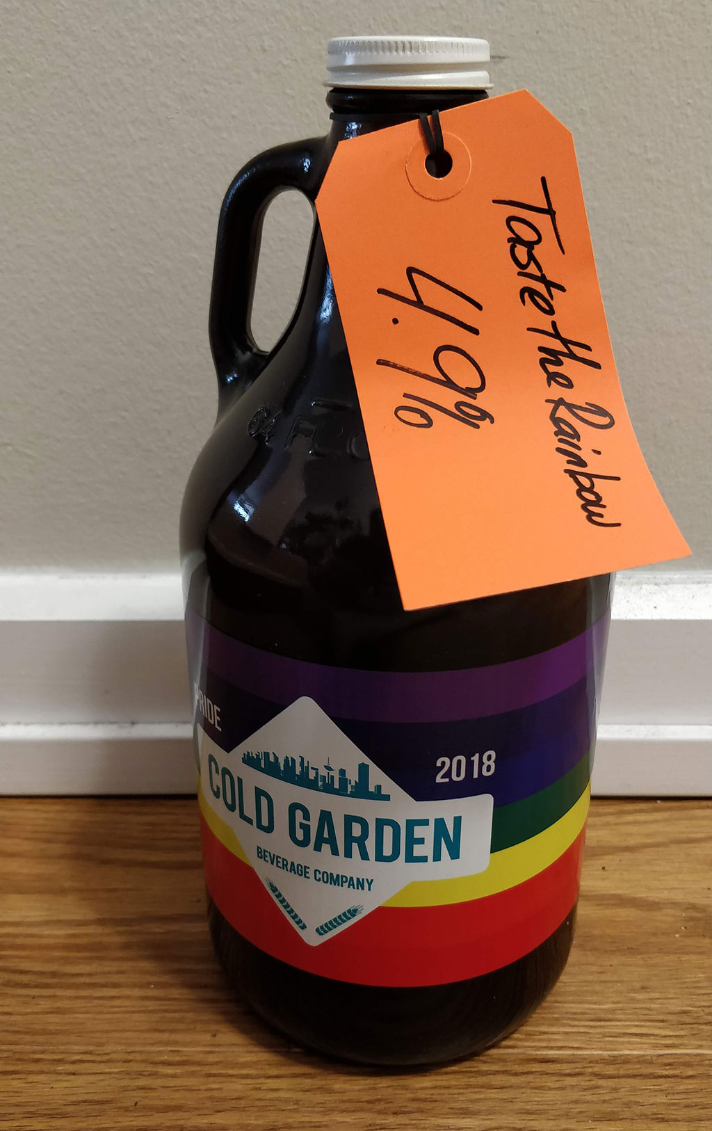 Last Minute Calgary Christmas Gift Guide 2019 beer growler