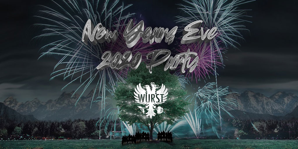 Things To do in Calgary for New Years Eve 2020 WURST New Years Eve Party