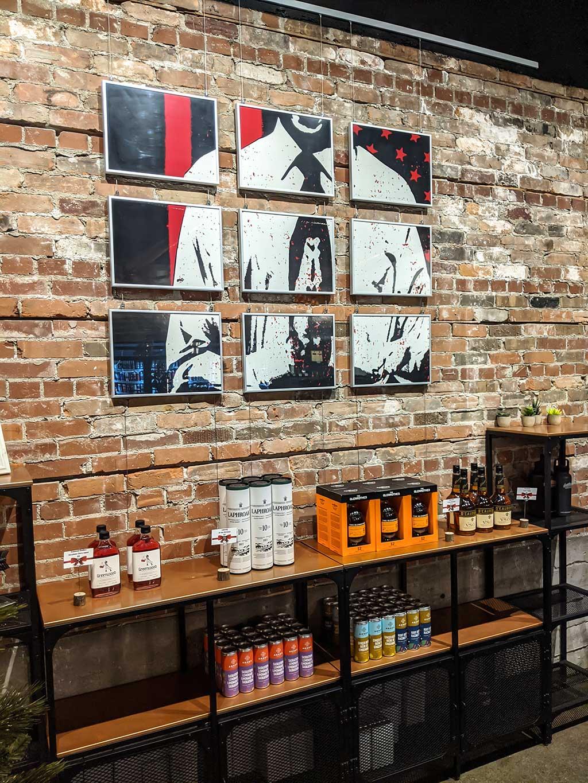 Alberta Beer Exchange Sodas