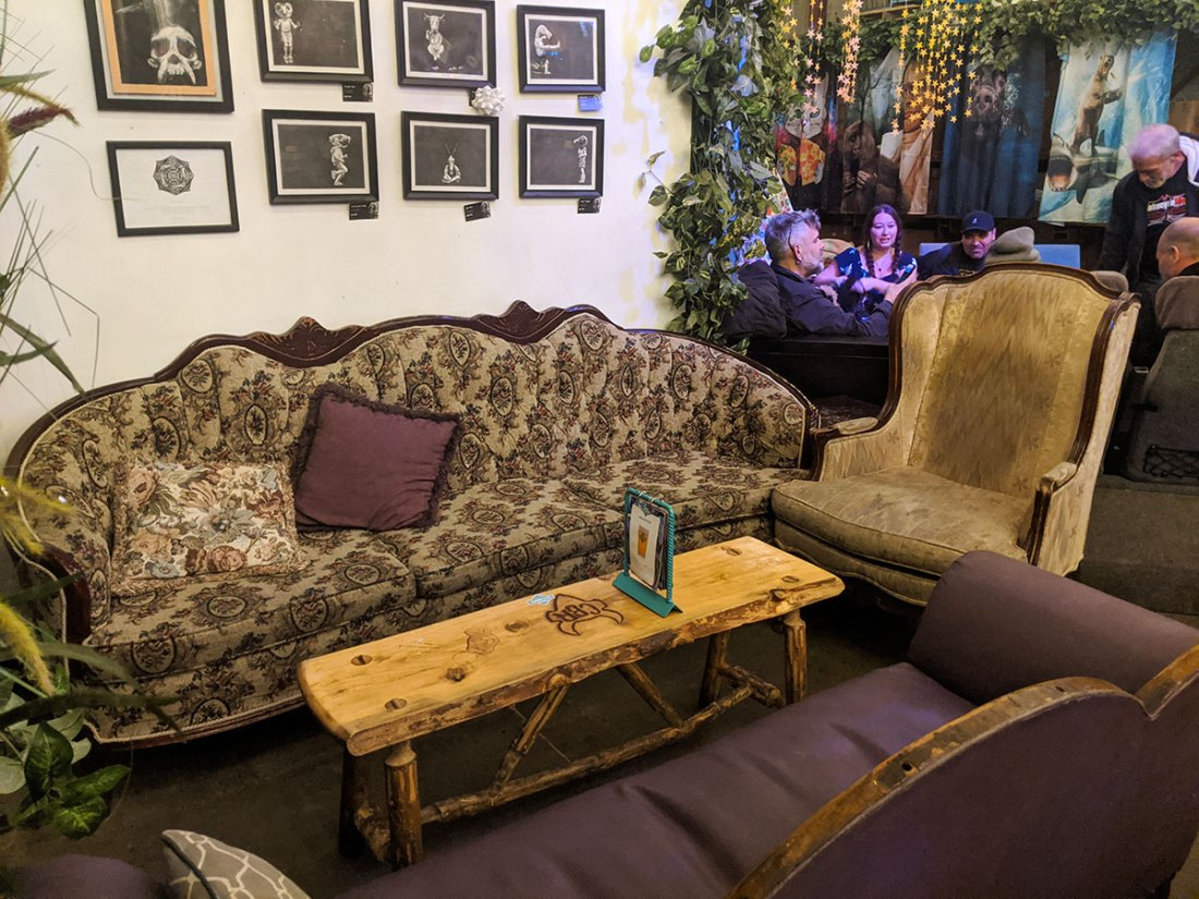 Cold Garden Beverage Company furniture couches