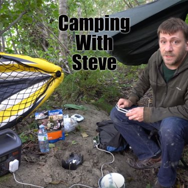 Camping With Steve Wallis – Hunker Down!