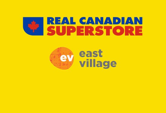 Now Open: An Urban Format Real Canadian Superstore In East Village