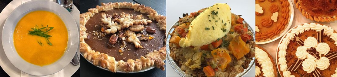 Where To Get Thanksgiving Dinner In Calgary, 2020 pie cloud
