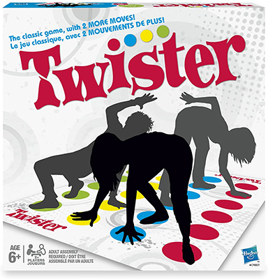 The Best Annoying Toys Classic Board Games like Twister