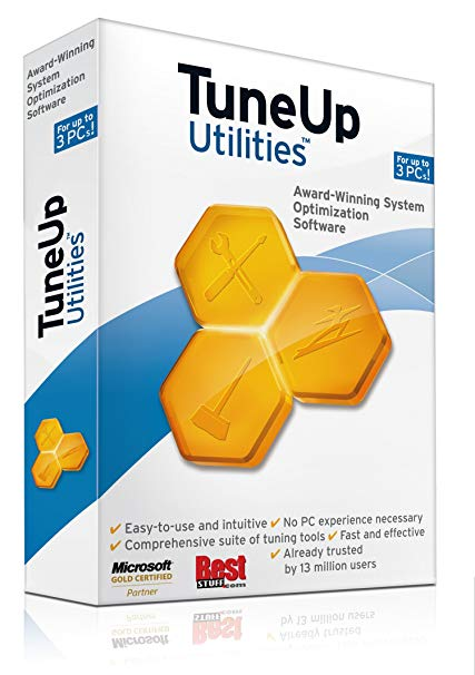 TuneUp Utilities 2018 Crack With Keygen Full Free Download