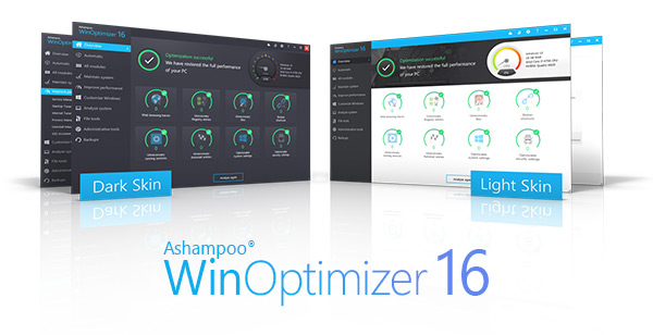 Ashampoo WinOptimizer 16 License Key