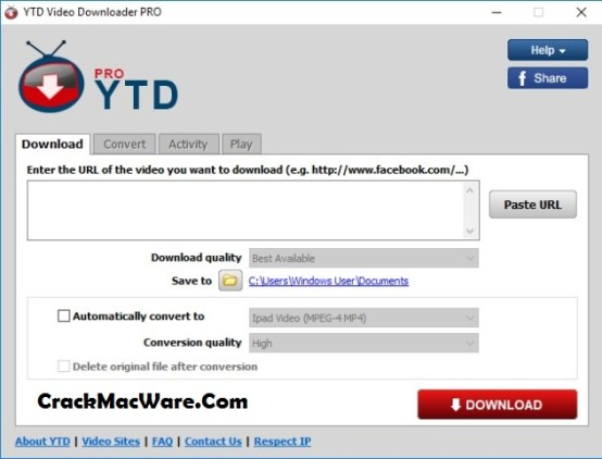 YTD Video Downloader Pro Keygen