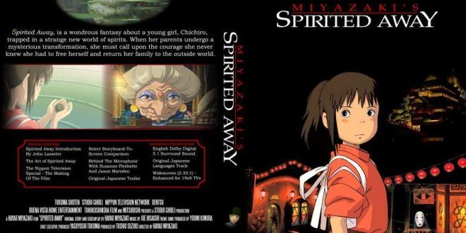 Spirited Away - Vùng đất linh hồn (2001) bản đẹp HD720p
