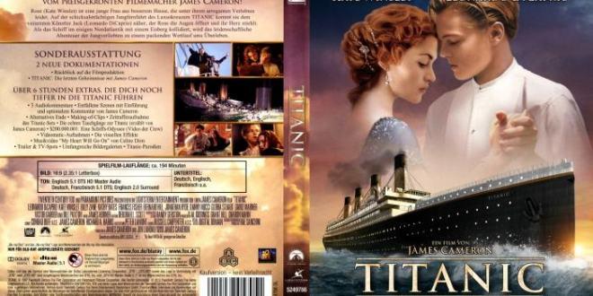 Titanic - Chuyện tình Titanic (1997) HD 720p engsub + vietsub