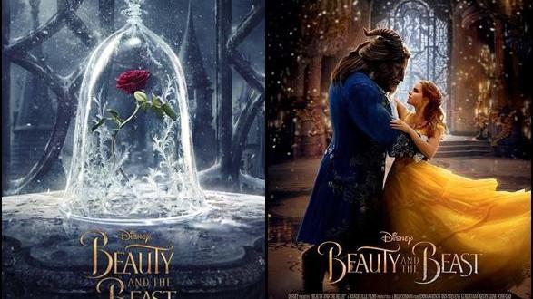 Beauty and the beast - người đẹp và quái vật (2017)