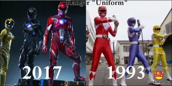 Power Rangers 2017 - 5 anh em siêu nhân (2017)