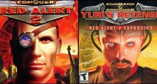 Red Alert 2 - Báo động đỏ 2 + Yuri Revenge bản full cho Win 7,8 và 10