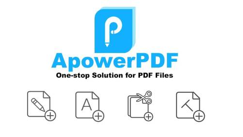 ApowerPDF Crack With Activation Code Updated