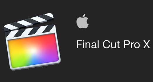 Final Cut Pro X 10.5.4 Crack