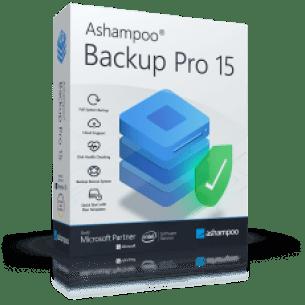 Ashampoo Backup Pro 15.03.2 Crack With Serial Key Latest 2021