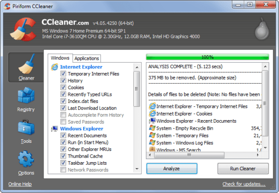 CCleaner Professional 5.79.8704 Crack + License Key 2021 [All Editions]