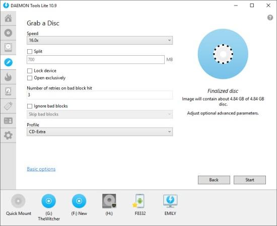 DAEMON Tools Lite 10.14.0.1747 Crack + Serial Number 2021 Download