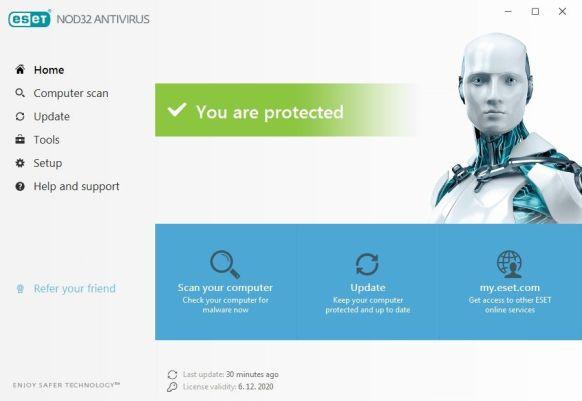 ESET NOD32 Antivirus 14.0.22.0 Crack + License Key [2021] Download