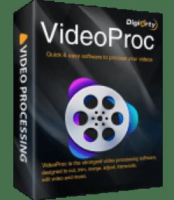 VideoProc 4.2 Crack + Serial Key 2021 [Portable] Download