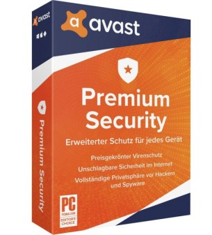Avast Premium Security 2021 21.8.2482 Crack + Activation Key Full Free