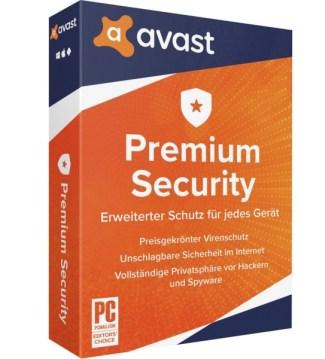 Avast Premium Security 2021 21.5.2470 Crack + Activation Key Full Free