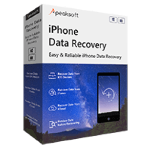 Apeaksoft iPhone Data Recovery 1.1.36 Crack With License Code 2021