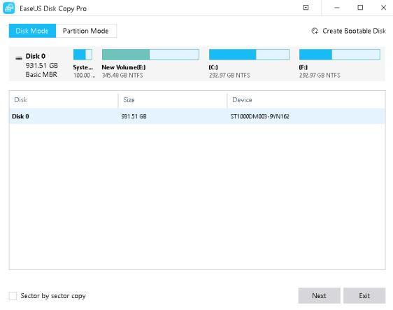EaseUS Disk Copy Pro 3.5 Crack + License Code 2021 [Mac & Win]