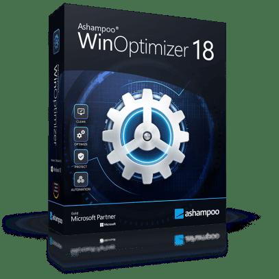 Ashampoo WinOptimizer 19.00.13 Crack With Key [Full Free] 2021