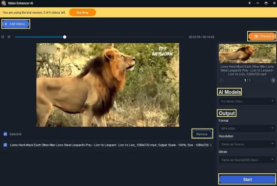 DVDFab Video Enhancer AI 1.0.1.0 Crack + Registration Code 2021 Latest