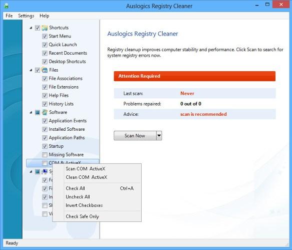Auslogics Registry Cleaner Pro 9.0.0.4 Crack With Activation Code [2021]