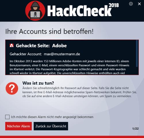 Abelssoft Hackcheck Latest Version Free Download 2020
