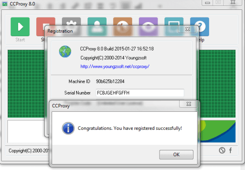 Ccproxy 8.0 Build