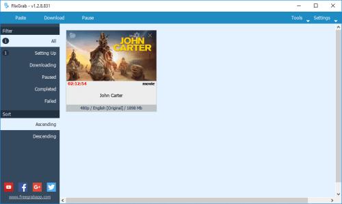 Flix Grab Crack Latest Version Free Download 2020