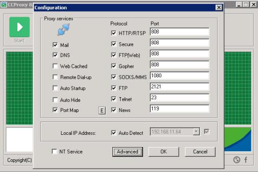 Ccproxy Serial Key