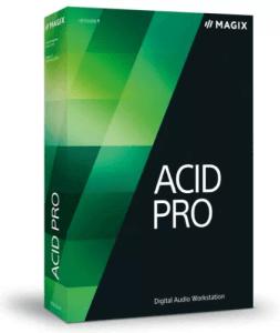 MAGIX ACID Pro 10 Crack