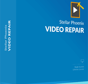 Stellar Phoenix Video Repair Logo