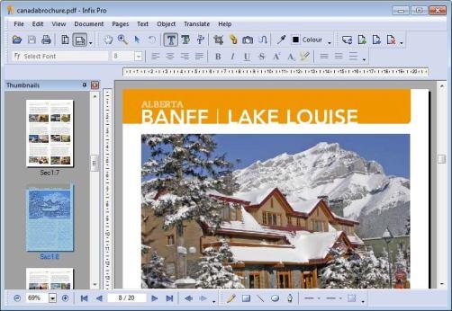 Infix PDF Editor pro 7.5.1