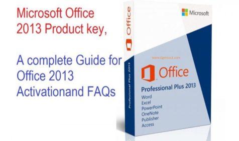 MS Office 2013 Crack