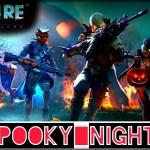 Garena Free Fire : Spooky Night ( Clash Squad ) - YouTube