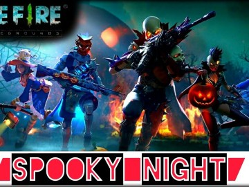 Garena Free Fire : Spooky Night ( Clash Squad ) - YouTube