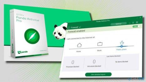 Download Panda Antivirus Pro 2017 17.0.1 for Windows - crackmix.com