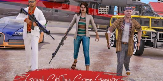 Grand City Thug Crime Gangster for Android - APK Download