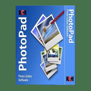 NCH PhotoPad Image Editor Pro