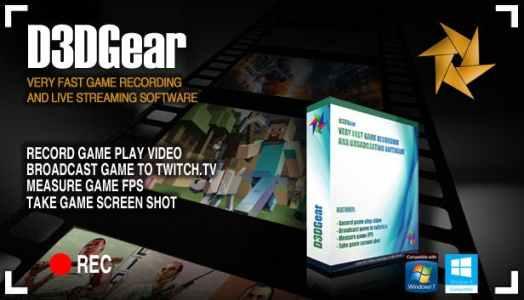d3dgear Full version Crack Download