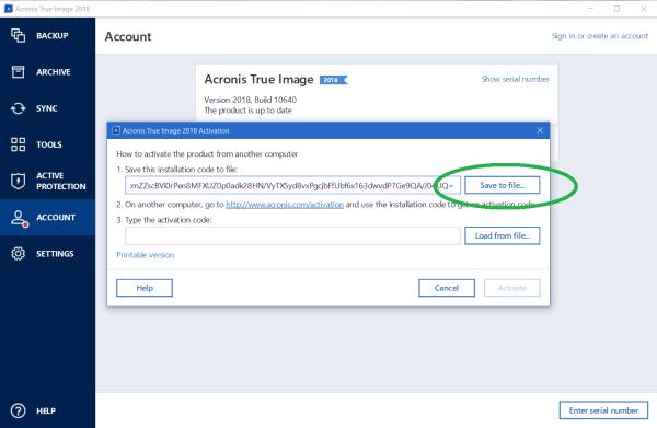 Acronis True Image 2020 Crack & Serial Key Free Download