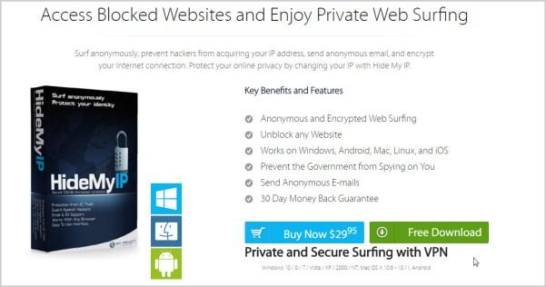 Hide My IP 6.1 Crack + License Key Full Version 2020