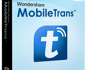Wondershare MobileTrans 8.1.0 Crack