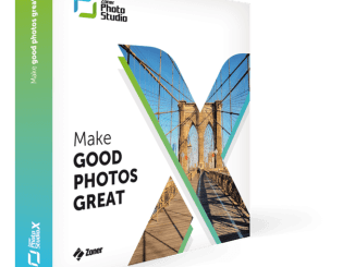 Zoner Photo Studio X 19.1711.2.48 with Activation Code + Serial Key Free