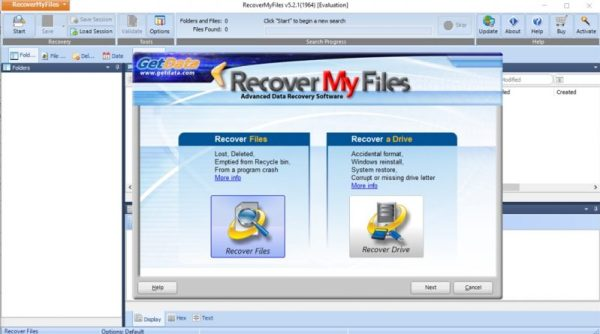 Recover My Files 6.3.2.2553 Crack + License Key Full Download 2021