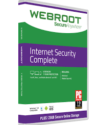 Webroot SecureAnywhere Antivirus Crack 2020 Key Lifetime